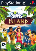 The Sims 2 Island Platinum Ps2