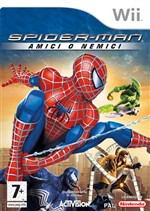 Spiderman Superheroes Unite Wii