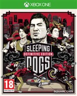 Sleeping Dogs Definitive Ed. Spec. Xone