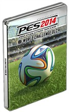 Pes 2014 World Challenge Edition Ps3