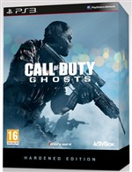 Call Of Duty: Ghosts Hardened Ed. Ps3