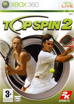 Top Spin 2 Xbox360