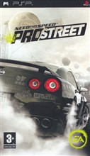 Need For Speed Pro Street Platinum Psp
