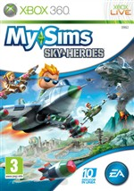 My Sims Sky Heroes Xbox360