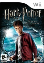 Harry Potter Il Principe Mezzosangue Wii