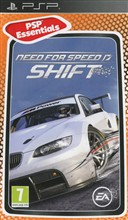 Need For Speed Shift Platinum Psp