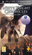 White Knight Chronicles Psp