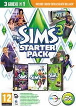 The Sims 3 Starter Bundle Pc
