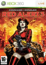 Command&conquer Red Alert 3 Sp. Pr. X360
