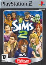The Sims 2 Platinum Ps2