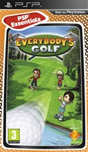 Everybody's Golf Essentials Psp