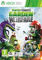 Plants Vs Zombies Garden Warfare Xb360