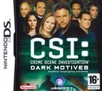 Csi 2: Dark Motives Ds