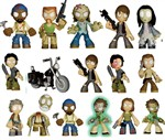 Mini Figures Walking Dead Ass.