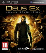Deus Ex : human Revolution Ps3