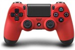 Dualshock 4 Red Ps4