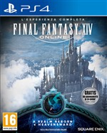 Final Fantasy Xiv Online - Bundle Ps4