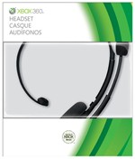 Wired Headset New Xbox360