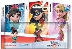 Infinity Girls Eu 3-figure Pack