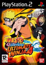 Naruto Ultimate Ninja 4 Ps2