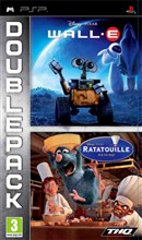 Ratatouille + Wall-e Psp