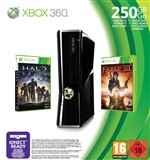 Console Xbox360 250gb Spring Value