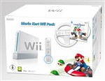 Console Nintendo Wii Mk Pack White
