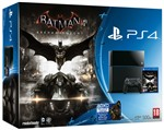 Console Ps4 500gb+batman Arkham Knight