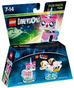Lego Dimensions Fun Pack Movie Unikitty