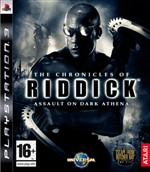 Chronicle Riddick:Assaul Dark Athena Ps3