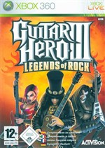 Guitar Hero 3 Solo Software Xbox360