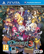 Disgaea 3: Absence Of Detention Psvita
