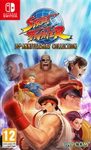 Street Fighter 30esimo Ann. Collection (SWI)