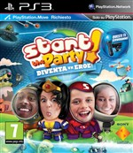 Start The Party 2:L'eroe Ps3