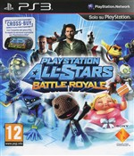 Playstation Allstars Battle Royal Ps3