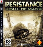 Resistance:Fall Of Man Ps3