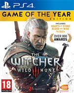 The Witcher 3 Wild Hunt Goty Ed. Ps4