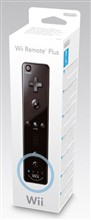 Wii Remote Plus Nero