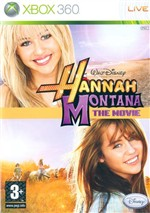 Hannah Montana The Movie Xbox360