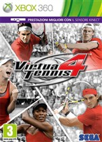 Virtua Tennis 4 Xbox360