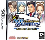 Phoenix Wright:Justice For All Ds