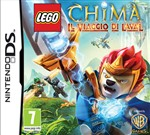 Lego Legends Chima: Laval's Journey (Ds)