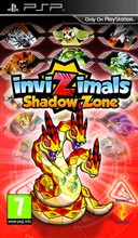 Invizimals:Le Creature Ombra Psp