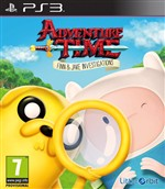 Adventure Time Finn & Jake Invest. Ps3