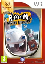 Rayman Raving Rabbids 2 Nint.Selects Wii