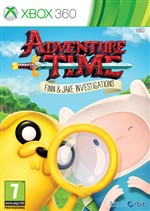 Adventure Time Finn & Jake Invest. X360
