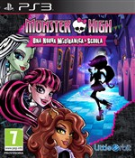 Monster High:Nuova Mostramica A Sc.Ps3