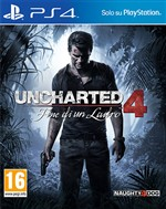 Uncharted 4: Fine Di Un Ladro Ps4