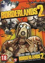 Borderlands 2 Vault Hunters Edition Ps3