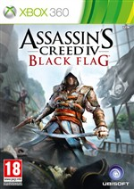 Assassin's Creed 4 Black Flag Xbox360